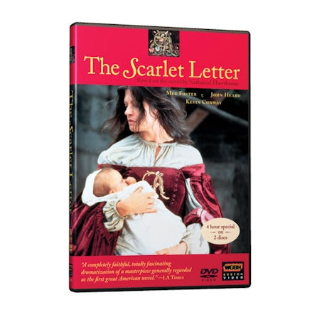 The Scarlet Letter DVD