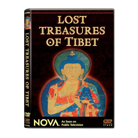 NOVA: Lost Treasures of Tibet DVD