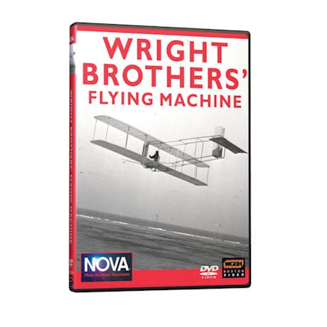 NOVA: Wright Brothers's Flying Machine DVD