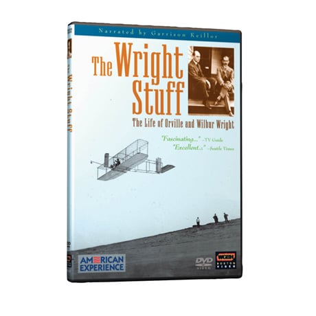 American Experience: The Wright Stuff DVD
