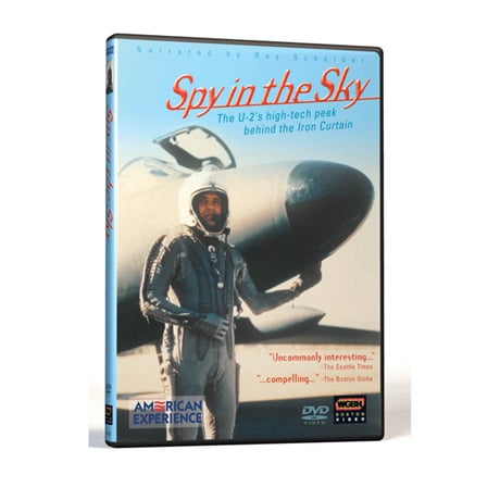 American Experience: Spy in the Sky DVD