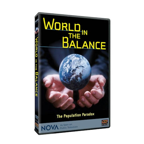 NOVA: World in the Balance DVD