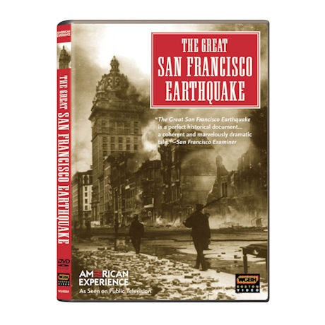The Great San Francisco Earthquake DVD