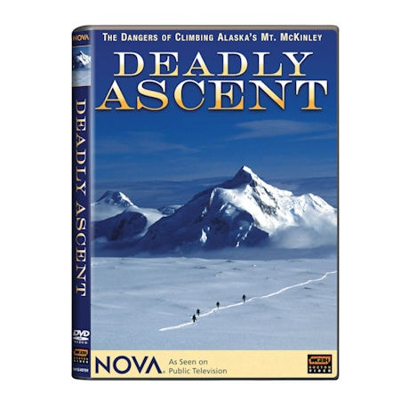 NOVA: Deadly Ascent DVD