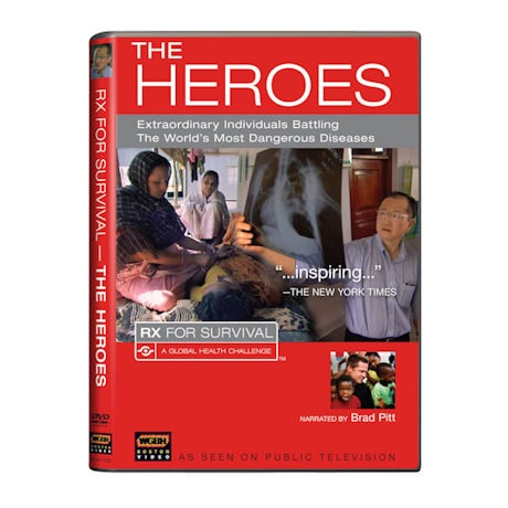 Rx for Survival: The Heroes DVD