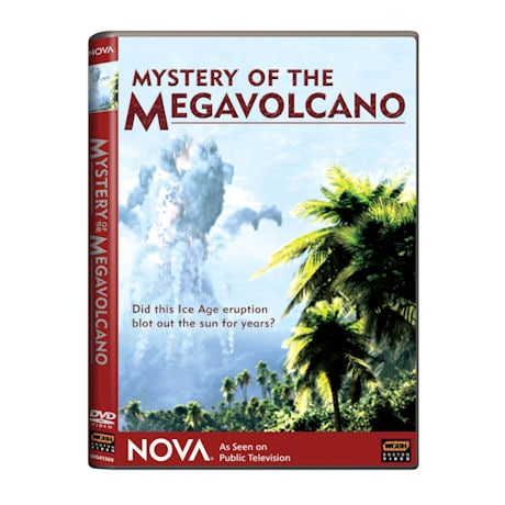 NOVA: Mystery of the Megavolcano DVD