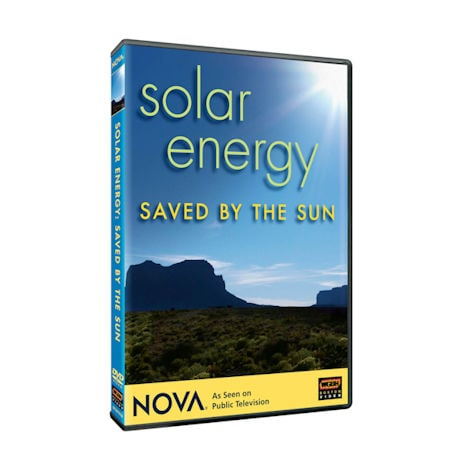 NOVA: Solar Energy: Saved by the Sun DVD