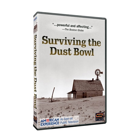 American Experience: Surviving the Dust Bowl DVD