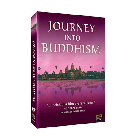 Journey into Buddhism 3PK DVD