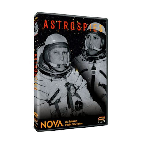 NOVA: Astrospies DVD