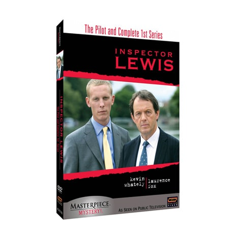 Masterpiece Mystery!: Inspector Lewis: The Pilot & Series 1 4PK DVD (U.K. Edition)
