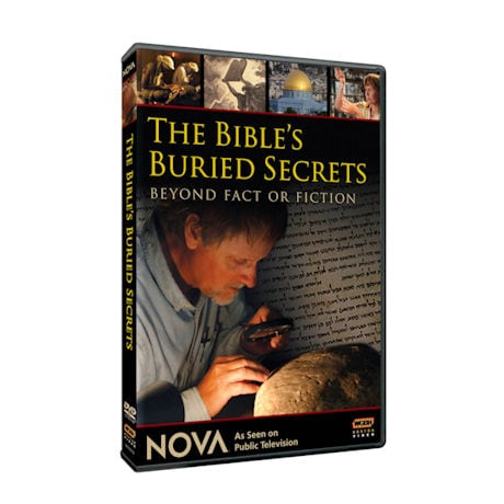 NOVA: The Bible's Buried Secrets: Archaeology's New Theories DVD