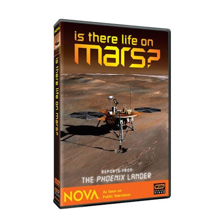 NOVA: Is There Life on Mars? Reports From The Phoenix Lander DVD