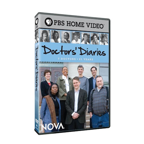 NOVA: Doctors' Diaries DVD