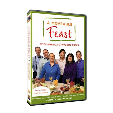 A Moveable Feast DVD
