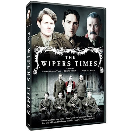 The Wipers Times DVD