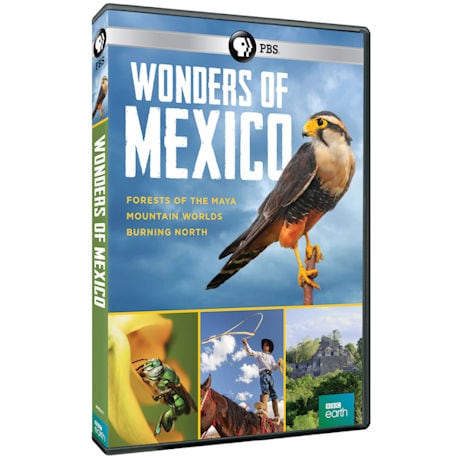 Wonders of Mexico DVD