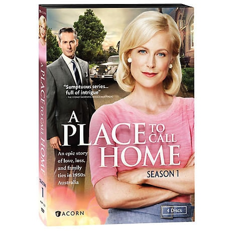 A Place to Call Home: Season 1 DVD