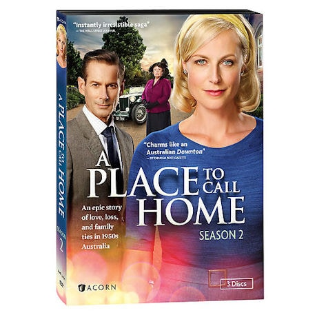 A Place to Call Home: Season 2 DVD