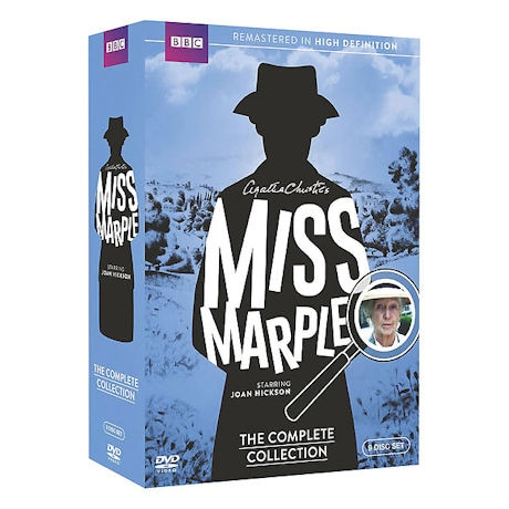 Miss Marple: The Complete Collection DVD