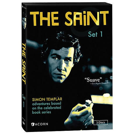 The Saint: Set 1 DVD