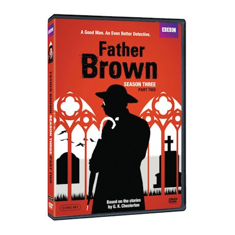 Father Brown: Season Three, Part Two DVD