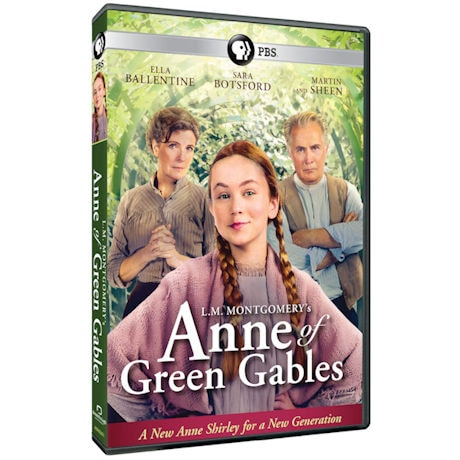 L.M. Montgomery's Anne of Green Gables DVD