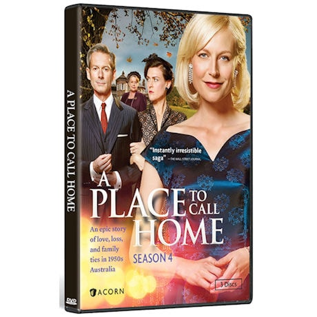 A Place to Call Home Season 4 Complete DVD Set
