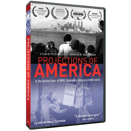 Projections of America DVD