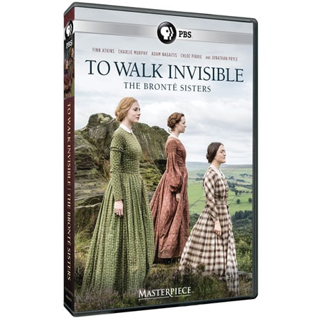 To Walk Invisible: The Brontë Sisters DVD & Blu-ray