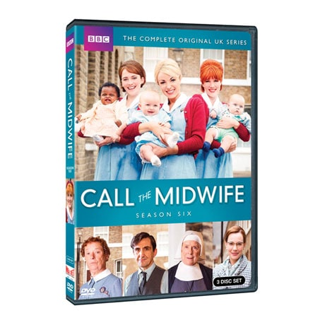 Call the Midwife: Season Six DVD & Blu-ray