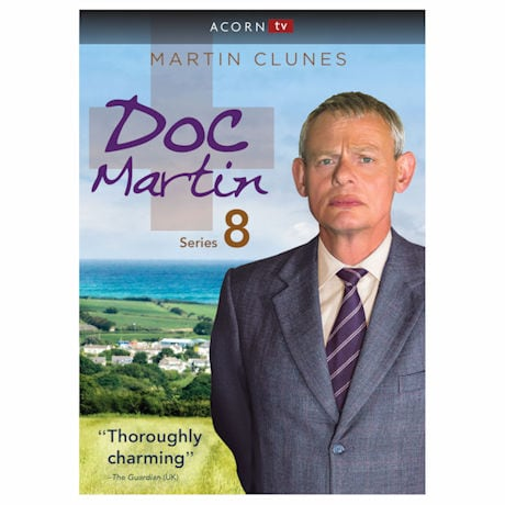 Doc Martin: Series 8 DVD & Blu-ray