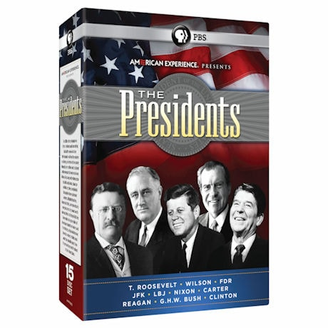 American Experience: The Presidents (2017) DVD