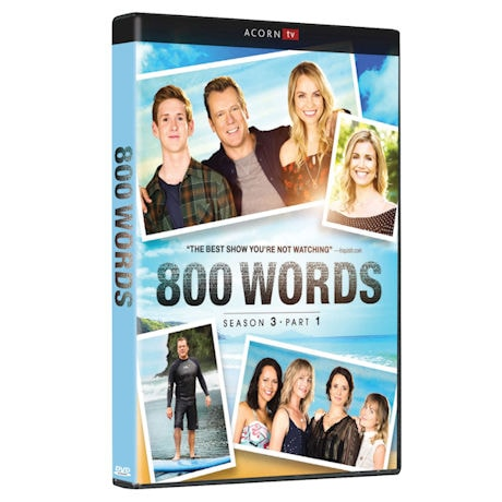<br>800 Words: Season 3, Part 1 DVD