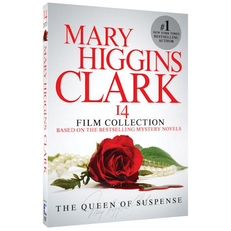 Mary Higgins Clark 14 Film Collection - 6 DVD's