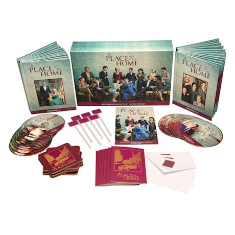 A Place to Call Home: The Complete Collection DVD