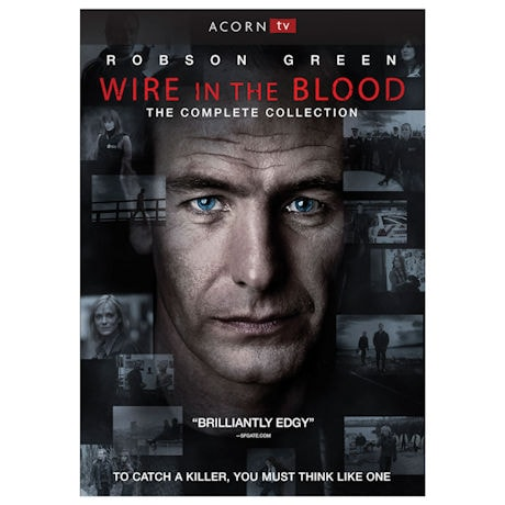 Wire in the Blood: The Complete Collection DVD