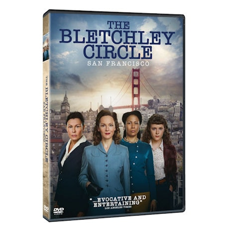The Bletchley Circle: San Francisco DVD