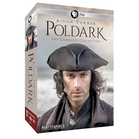 Poldark: The Complete Collection DVD