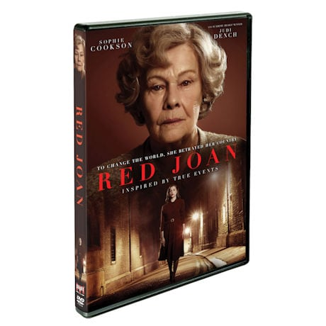 Red Joan DVD & Blu-ray
