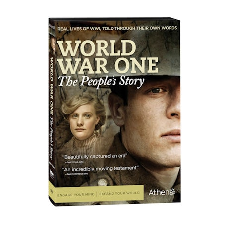 World War One: The People's Story DVD