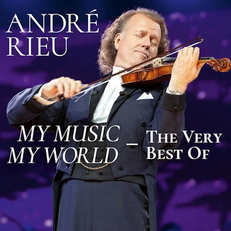 André Rieu: My Music, My World - 2CD