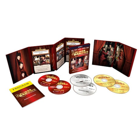 Slings and Arrows: The Complete Collection DVD