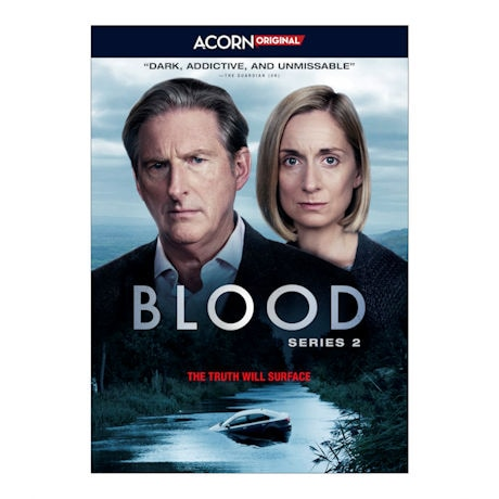 Blood, Series 2 DVD & Blu-Ray