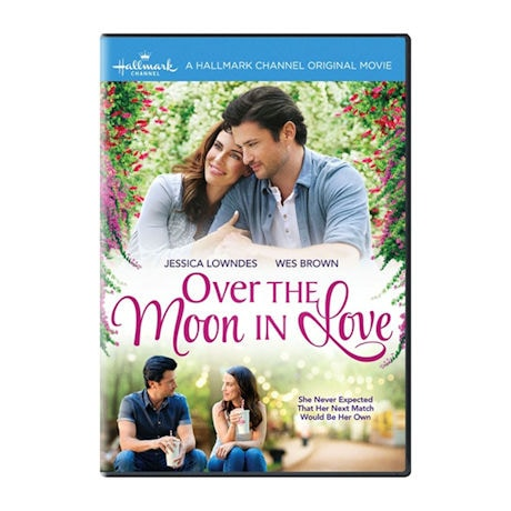 Over The Moon in Love DVD