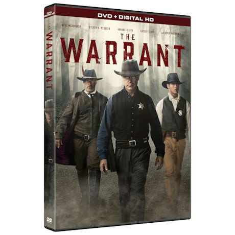 The Warrant DVD