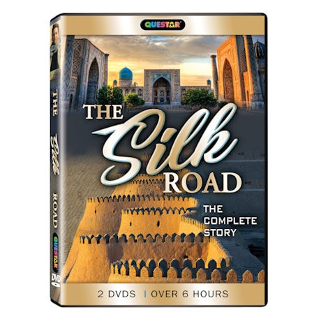 The Silk Road: The Complete Story DVD