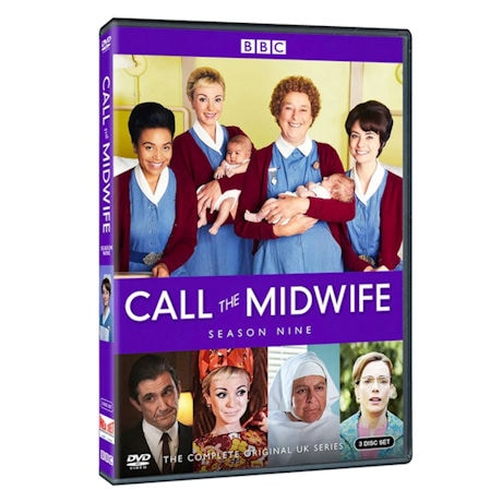 Call the Midwife Season 9 DVD