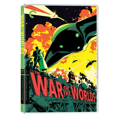 The Criterion Collection: The War of the Worlds DVD & Blu-Ray