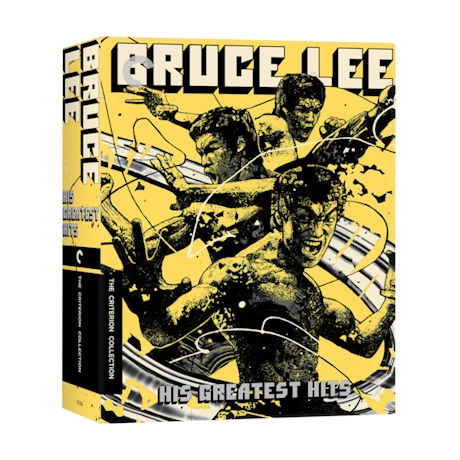 The Criterion Collection: Bruce Lee: His Greatest Hits Blu-ray